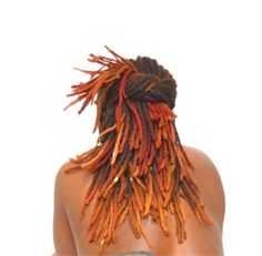 "How to Take Care of Dyed - Colored or bleached Dreadlocks - Locs - Dreads:  After washing and rinsing, Hair tends to be more brittle and scalp can be irritated.  Gently press dry with a towel, don't rub. Then Air Dry completely. Heat may damage your still ""tender"" hair shaft. Use a daily water based spritz or spray leave in conditioner. Avoid wax and sheabutter based cremes."