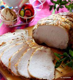 Smaczna Pyza: Schab pieczony z oregano