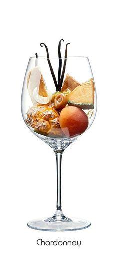 Descriptores aromáticos del Chardonnay