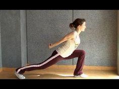 PIERNAS FIRMES, FUERTES Y FLEXIBLES-Rutina de Yoga-2