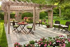 Most important elements of garden and patio design