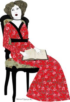 Xingú (Edith Wharton) Illustration by Sara Morante. Translated by Pepa Linares. Editorial Contraseña.