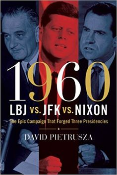 Three Presidents, three giants--one election. A thousand secrets. [1960 pitted a warring trio of legendary, unique and totally different personalities--John Fitzgerald Kennedy, Richard M. Nixon, and Lyndon Baines Johnson--three imperfect, all-too-human, giants scrambling and scheming and clawing for the presidency of the United States.]