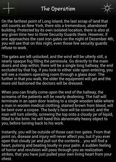 i want to do this now creepypasta scary story XD Short Creepy Stories, Scary Stories To Tell, Spooky Stories, Telling Stories, Ghost Stories, Horror Stories, Creepy Pasta Stories, Bizarre Stories, Sad Stories