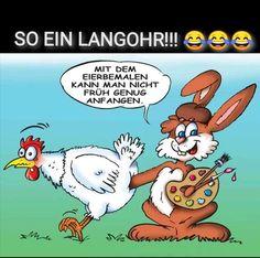 Ostern versaute Frohe Ostern