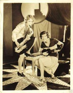 Anita Page Joan Crawford 1928
