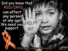 Please raise awareness