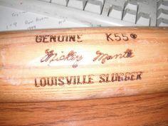 Beautiful Mantle Baseball Bat