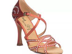 Todo para el baile. Reina Dance Shoes.  Zapatos de Salsa, Tango, Baile de salon, Latino, Estandard. Adrian&Anita.
