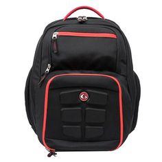 7ca53e1675 6 Pack Fitness Expedition Backpack Meal Mangement System 300 Black Red     Check this awesome product by going to the link at the image.