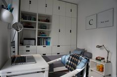 Doris' Compact Corner of Gdansk — Small Cool | Apartment Therapy