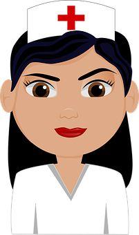 Enfermeira, Mulher, Pessoa, Enfermagem
