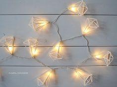 Annukan aurinkoiset: Himmeli lights DIY