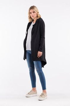 Wardrobe Basics, Wardrobe Staples, Open Front Cardigan, Layered Look, Fashion Boutique, Stylish Outfits, Cardigans, Normcore, Clothes For Women