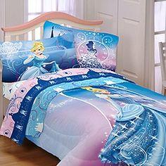 Cinderella Bedding Collection