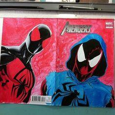 Avengers #1 - Spider-Men