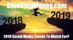 Millennium 7 Publishing Co.: 2019 Social Media Trends To Watch For? Social Media Trends, Free Market, Target Audience, Platforms, Marketing, Education, Watch, Bracelet Watch, Clocks
