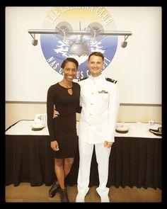 Brandon Kies - Naval Aviator | November 2, 2017 ✈️ || Cute Interracial couple #Love #WMBW #BWWM Find your #InterracialMatch Here interracial-dating-sites.com