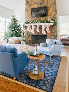 Bored With Traditional Red And Green Holiday Decor Shake Things Up This Season Using Non Color Combinations Inspiration From Mohawk Home