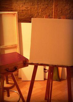 Cómo hacer un lienzo paso a paso - Cultura Colectiva  http://www.paginasprodigy.com.mx/hugohgz/tecnicas/preparar/adhesivos.html