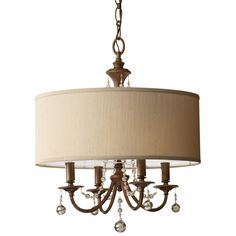 Features:  -Chandelier.  -cUL listed for dry locations.  -Steel construction.  -Clarissa collection.  -Dimmable if hardwired to a dimmer switch when using dimmer light.  -Plated glass beads.  Product