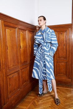 Roberto Cavalli Pre-Fall 2018 Fashion Show Collection