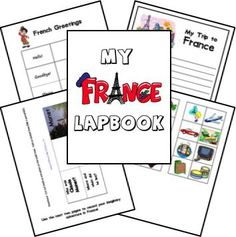 France lapbook