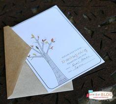 Thanksgiving Printable Invitation | Thanksgiving printables | TodaysCreativeBlog.net