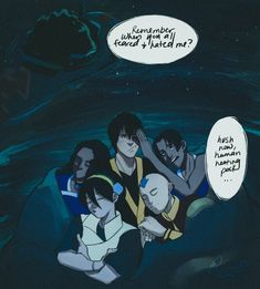 boblievird:piece inspired by love language fic on in which the gaang utilize. Avatar The Last Airbender Funny, The Last Avatar, Avatar Funny, Avatar Airbender, Avatar Zuko, Team Avatar, Legend Of Korra, Mejores Series Tv, Atla Memes