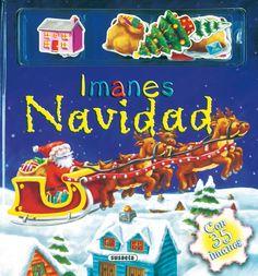 libro imanes navidad - Buscar con Google