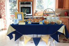 nautical themed baby shower ideas for invites, food, favor and decor