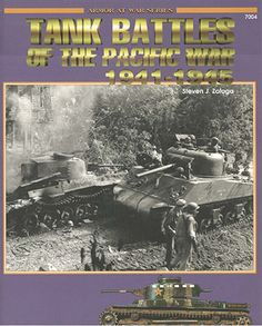 Tank Battles of the Pacific War – Armor At War 7004
