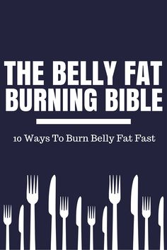 The Belly Fat Burning Bible - How to lose stomach fat with 10 simple weight loss hacks. - http://www.naturalhealthtrend.com/the-belly-fat-burning-bible-10-ways-to-burn-belly-fat-now/