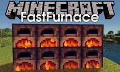 FastFurnace Mod 1.15.1/1.14.4 Download | Miinecraft.org Minecraft Forge, Minecraft Mods, How To Run Faster