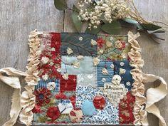 Fabric Books, Textiles, Journal Covers, Boro, Art Journal Inspiration, Vintage Ephemera, Smash Book, Pin Cushions, Junk Journal