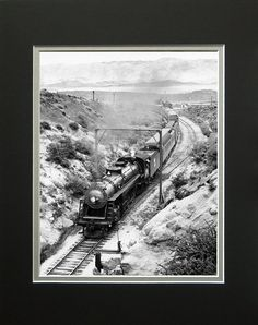 Western Pacific Railroad, Exposition Flyer, Limited Edition Prints
