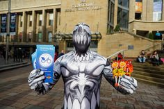Spokey Morphs - Halloween promotion for NextbikeUK in #Glasgow #Stirling & #Bath