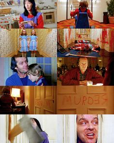 The Shining - Stanley Kubrick Horror Movie Characters, Horror Films, Movies Showing, Movies And Tv Shows, Stanley Kubrick The Shining, Rob Zombie, Ewan Mcgregor, Really Good Movies, Amazing Movies