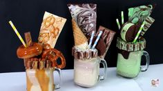 Freak shakes from how to cook that