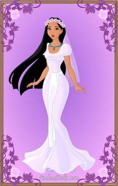 Pocahontas by princessluver33 on deviantART