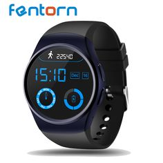 >> Click to Buy << Fentorn LF18 Smart Watch Bluetooth Heart Rate Monitor Intelligent smartWatch Support SIM TF Card Clock for apple samsung Phone #Affiliate