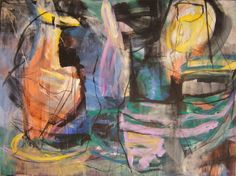 Les Parques, 2005, 195 x 260 cm