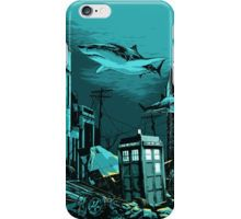 Underwater Tardis iPhone Case/Skin