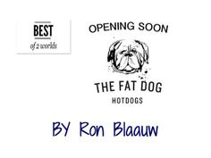 The Fat Dog Amsterdam: champagne en hotdogs by Ron Blaauw | http://www.yourlittleblackbook.me/nl/the-fat-dog-amsterdam/