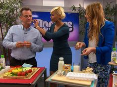 The Doctors TV Show - Recipes for Radiance