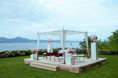 Photographe : Maison Pestea  http://lamarieeencolere.com/post/36050425588/mariage-italie#