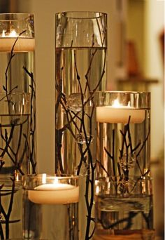 INTERIOR DESIGN - 10 Ideas for Decorating with Branches