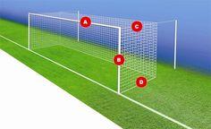 Resultado de imagem para redes de baliza de futebol Soccer, Sports, Parallel Parking, Hs Sports, Futbol, Soccer Ball, Excercise, Football, Sport
