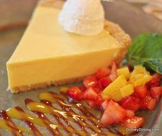Mango Pie from Yak & Yeti in Animal Kingdom!  So good!
