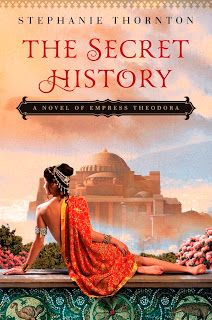 Empress Theodora began as an actress and prostitute and became Empress of the Roman Empire. Her life reads like a soap opera, and in Thornton's hands, it's a fast, sex-filled (but not necessarily raunchy) historical novel that is perfect for the summer.
